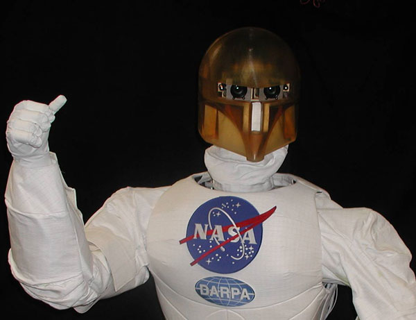 Robonaut II, A real life Boba Fett set to move in to the International Space Station on Feb 24th