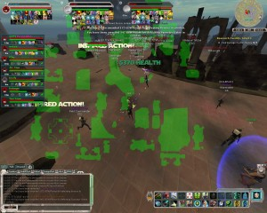 Player Combat in SWG