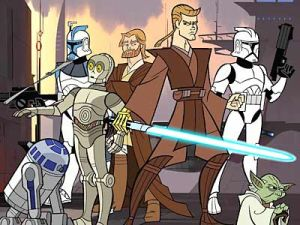 star wars games cartoon network