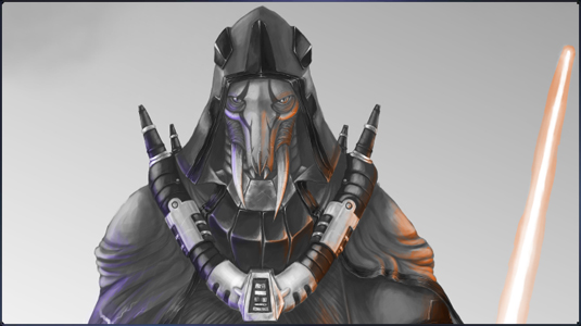 A Grevious look alike from SWTOR