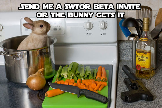 Threats are no longer needed with the Open Beta.