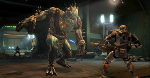 Not the prettiest Enemy found in SWTOR thus far.