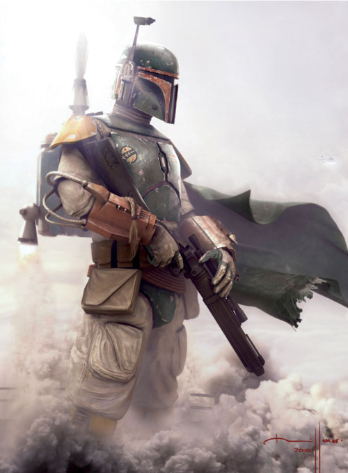 Who wants to be the SWTOR Fett?