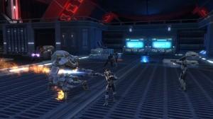 Screenshot from The Black Talon flashpoint