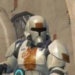 The SWTOR Trooper's helmet.