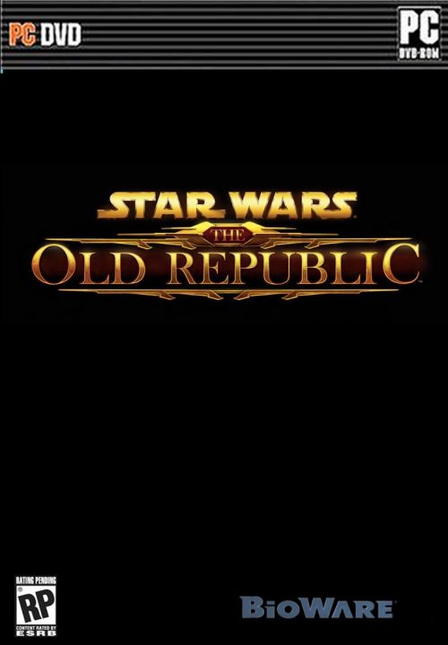 Star Wars The Old Republic game cover.