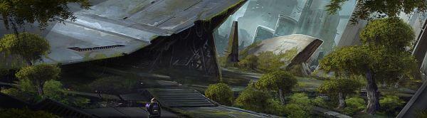 An explorer in the underworld of Taris.
